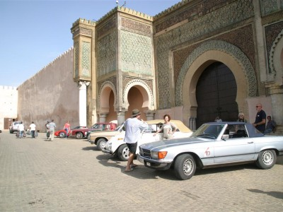 ET2 Meknes Bab Mansour