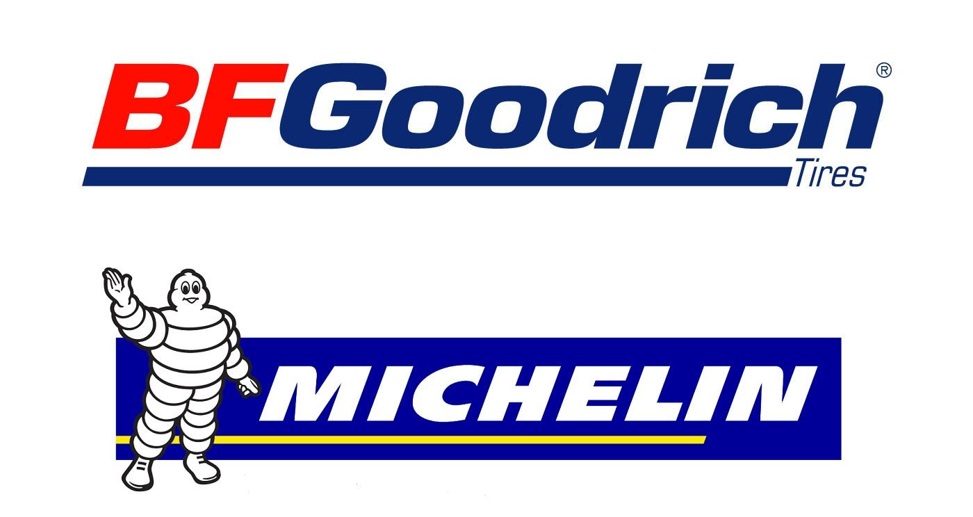 Resultado de imagen para michelin y bf goodrich